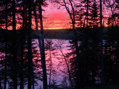 *UP NORTH* Lake Cabin ~Chippewa Nat'l Forest>>Perfect for Outdoor Enthusiasts!