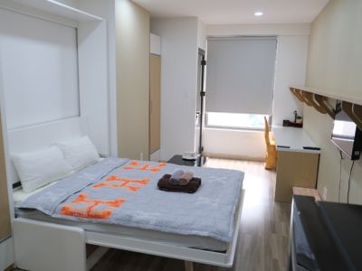 Photo for H&T Studio-8mins to AIRPORT & CENTER-FREE Pool & Gym.