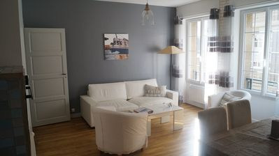 Photo for ENTIRELY RENOVATED - BRIGHT APARTMENT - INTRA MUROS