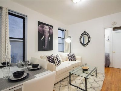 Photo for Beautiful Upper East Side One Bedroom Apartment! Spacious/Family Friendly/Clean