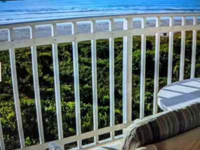 Photo for Gorgeous ocean front timeshare with full kitchen and washer and dryer