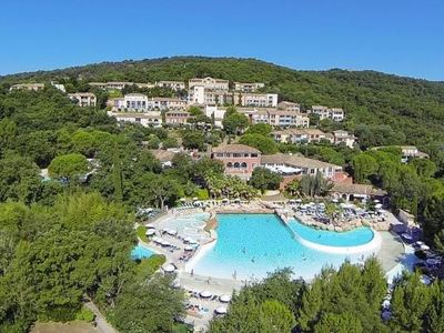 Photo for Holiday village Les Restanques du Golfe de St. Tropez, Grimaud  in Var - 6 persons, 1 bedroom