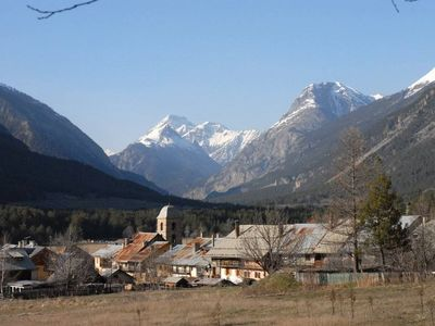 Photo for beautiful apartment labeled in village house LES ALBERTS MONTGENEVRE