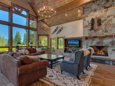 Photo for NEW - Highlands - Luxury Old Greenwood 8 BR with Hot Tub - MUST SEE!!