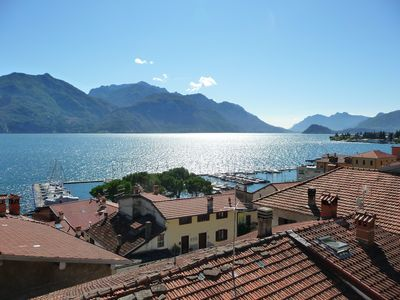 Photo for apartment with wonderful lake view, Wifi