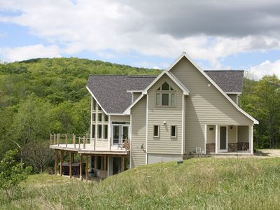 Photo for Modern  Chalet Near Ellicottville, Holiday Valley and Holimont