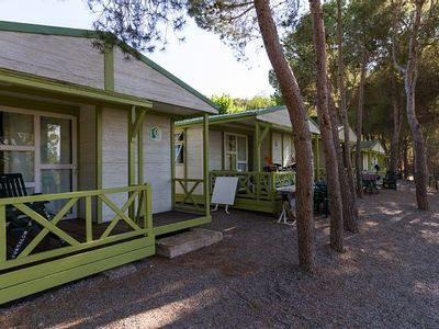Photo for Cabaña or bungalow Altomira Cabins for 5 people