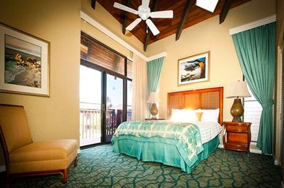 Master Bedroom with King Bed