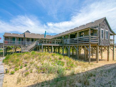 Photo for Little Outlaw Cottage | Nags Head | Oceanfront | 4 Bedrooms | Sleeps 8