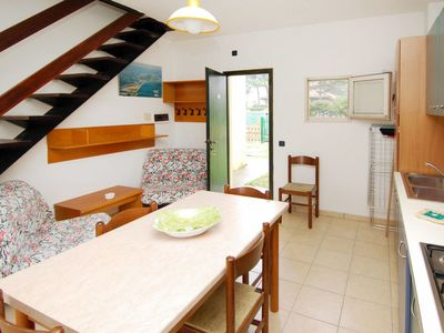 Photo for Vacation home Reihenhaus 'Fjordi' (ALR105) in Albarella - 5 persons, 1 bedrooms