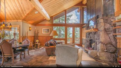 Photo for Luxury lodge overlooking Donner Lake
