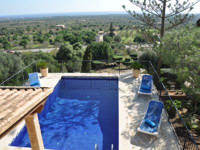 Photo for House for 4 people in S'Horta with pool, barbecue and free wifi