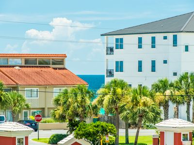 Photo for ☀Enclave 303B-3BR☀200yds to Crystal Beach! Sand Volleyball! May 26 to 28 $958!