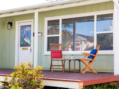 Photo for NEW! Charming and spacious Beach House. Your perfect spot for some R&R.