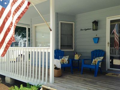 Photo for New listing w/ August dates available! 1 bk to Downtown/3 bks to beach