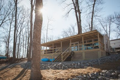 Lakefront Cabin in Southern Illinois