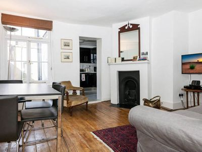 Photo for 2 bed apartment in historic Soho house central London