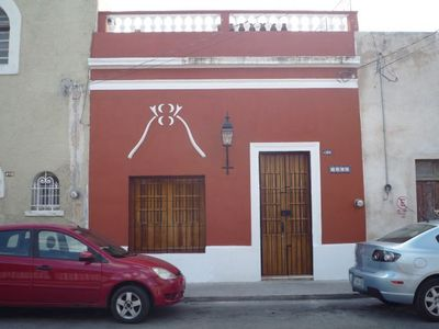 Photo for Charming Colonial only steps from the Paseo de Montejo