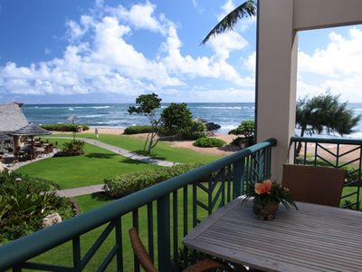 Photo for H202 - Prime Corner OCEANFRONT Suite **AC** Resort Pool & Restaurant