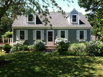 Photo for Charming Cape Home with Waterviews of Great Bay!