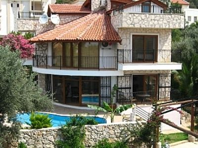 Photo for Stunning Villa, Secluded Gardens with Private Pool. Wifi. Air Conditioning.
