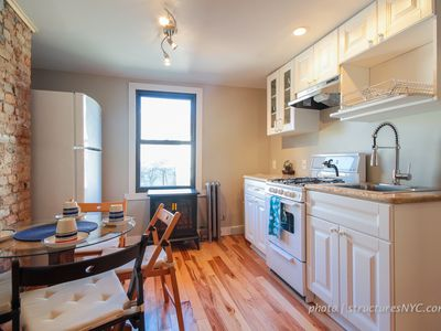 Photo for 🏡 3BR City-Oasis In Prospect Heights, Brooklyn