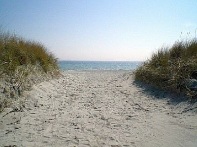 Photo for Luxury holiday apartment directly on the Baltic Sea beach, sea view