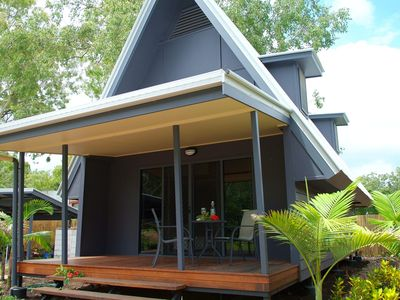 Canopy Chalet 4 - Nelly Bay, QLD