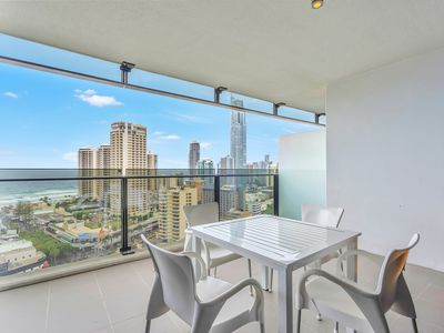 Photo for STUNNING apartment in Surfers Paradise ~ Gorgeous Ocean View ~ Beautiful Resort