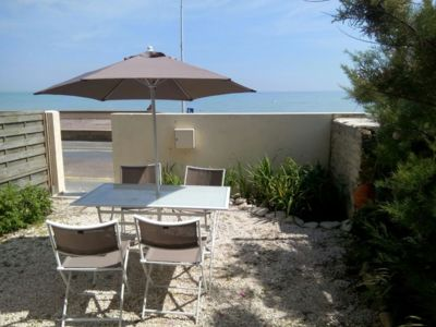 Photo for Stunning sea view, House with small garden