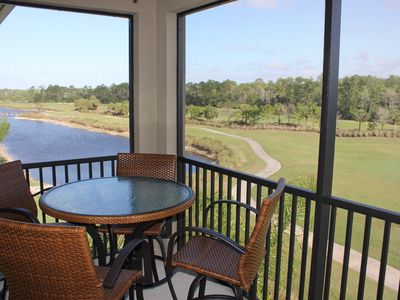 Photo for The greatest view in Heritage Bay and top Floor!