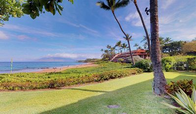 Lovely Oceanfront condo perfect for peace and privacy