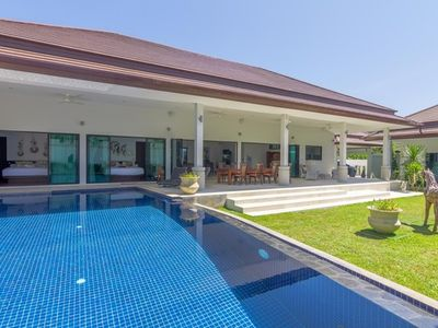 Photo for High Luxury Brand New 4 Bedrooms Villa