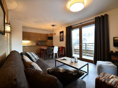 Photo for MMV Club Residence Le Coeur des Loges **** - 4 rooms 8 persons +