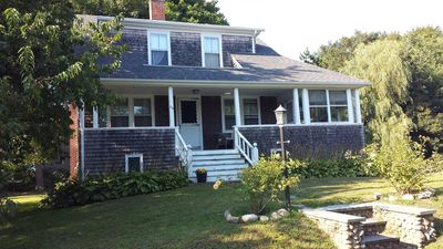 Photo for 3BR Cottage Vacation Rental in South Kingstown, Rhode Island