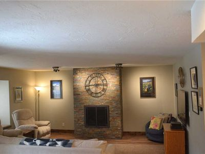 Photo for Longbranch Condos: 2 BR / 2 BA condo in Breckenridge, Sleeps 7