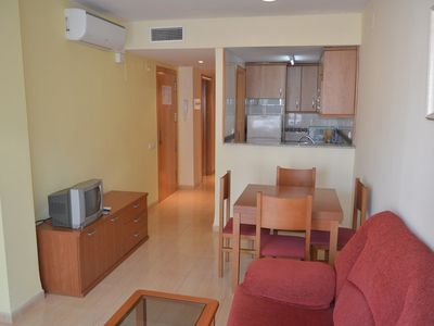 Photo for Apartment in main street Altafulla Playa 80m from the sea