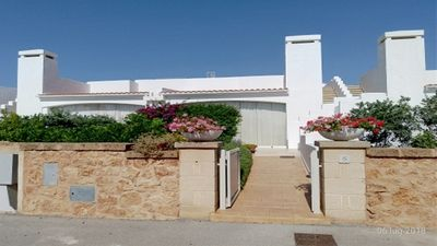 Photo for Villa at the Sea in private building, with Garden, ideal for Families in Salento
