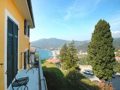 Photo for Apartments Cielo e Mare, Moneglia  in Riviera di Levante - 6 persons, 1 bedroom