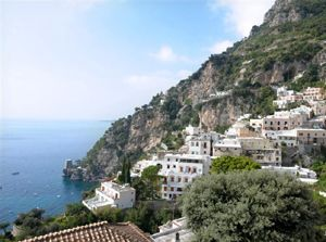 Photo for 3 bedroom Villa, sleeps 6 in Positano with Air Con and WiFi