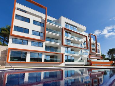 Photo for ISTRA FORTUNA Luxury Residence- Deluxe Apartment x 5 with POOL and SEA VIEWS