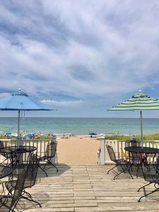 Photo for Lake Michigan Beachfront Cottage with Spectacular Views Renovated in 2017!