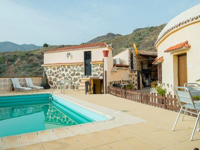 Photo for House in  Sorrueda with pool