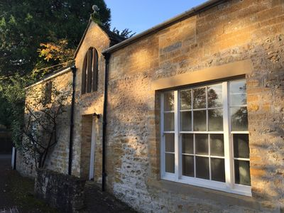 Photo for Charming 2-bed Annex in grounds of historic Georgian Manor House