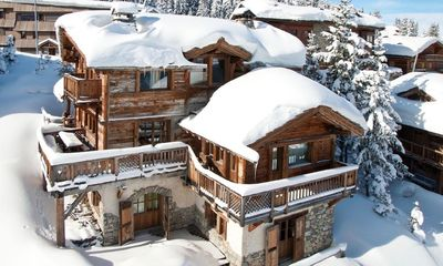 Photo for 5BR Chalet Vacation Rental in Courchevel 1850