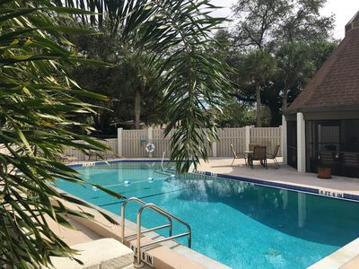 Photo for Quiet and serene condo in beautiful Sarasota community near Siesta Key