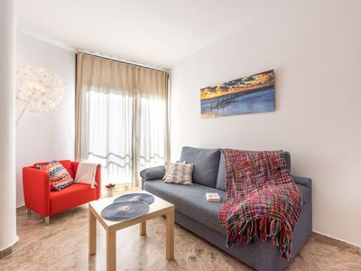 Photo for Central Apartment with Wi-Fi, Air Conditioning and TV