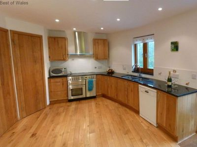 Photo for Vacation home Llety Gwedd in Llandovery - 8 persons, 4 bedrooms