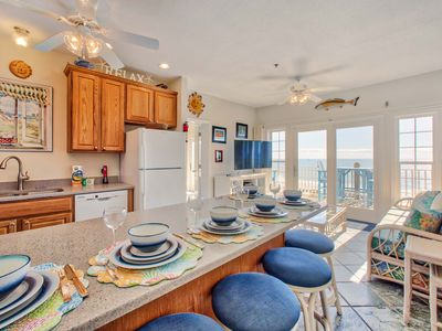 Photo for Sea-Love - Alluring 2 Bedroom Durant Station Condo Home in Hatteras