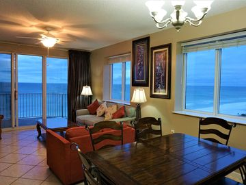 Breathtaking Views From This Updated Oceanfront Condo!